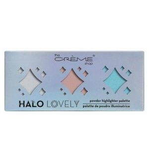 NEW The Cream shop Halo Lovely Highlighter palette